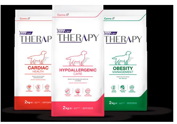 Vitalcan Therapy Perros