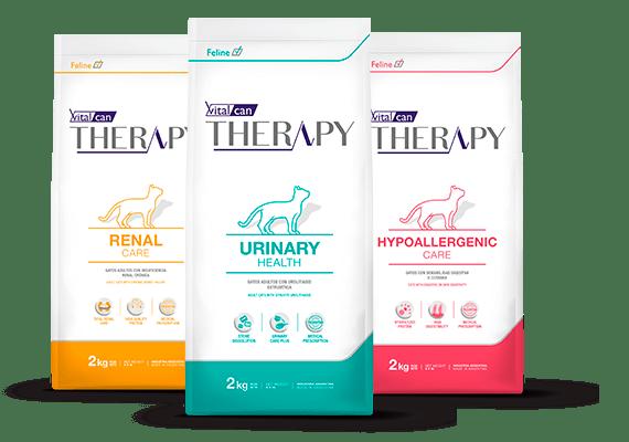 Vitalcan Therapy Gatos