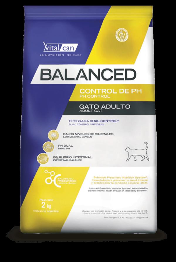 Balanced - Envase Gato Adulto - Control del PH