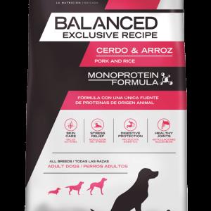 Balanced envase perro exclusive