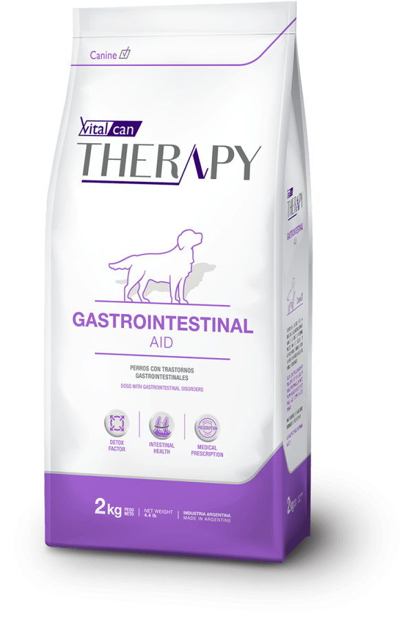 Gastrointestinal envase