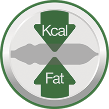 Low calories / Low fat Obesity