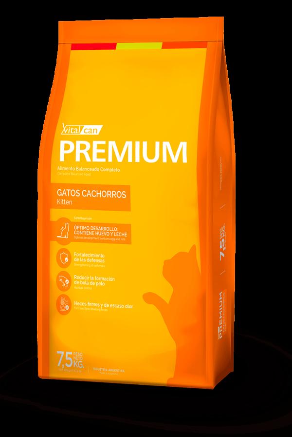 Premium Envase Gato Cachorro