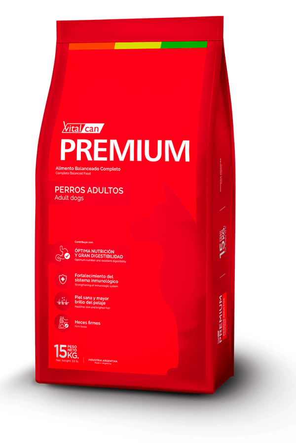 Premium Envase Perro Adulto