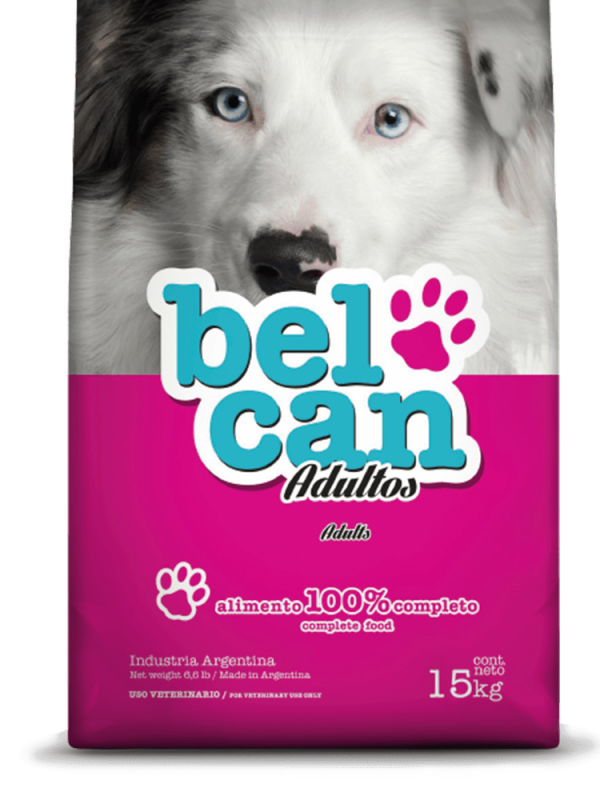 Belcan - Envase Perro Adulto