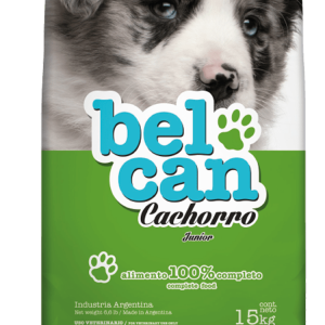 Belcan - Envase Perro Cachorro