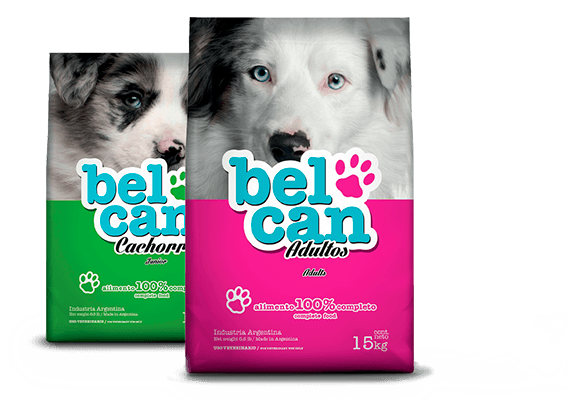 Envase marca Belcan