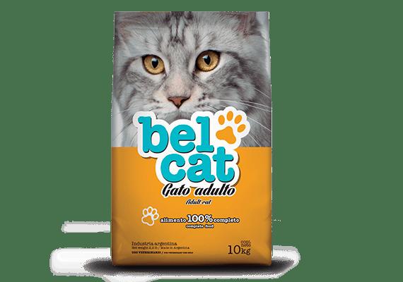 Envase marca Belcat