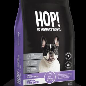 Hop! Perro adulto raza pequeña