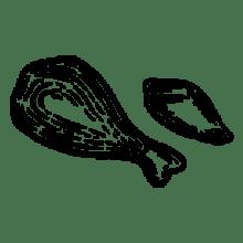icono pavo