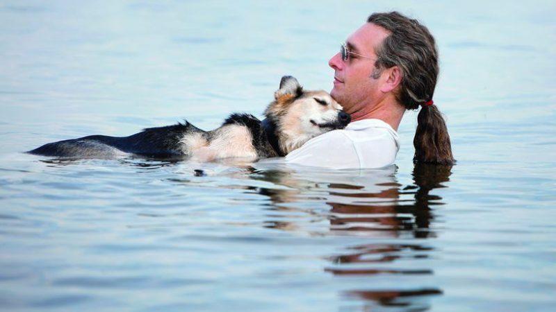 La felicidad de John Unger: Schoep, su perro