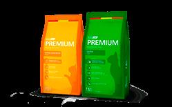 Envase marca Premium gato
