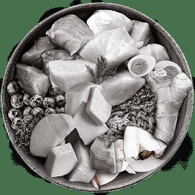 Nutrique bowl ingredientes blend aceites