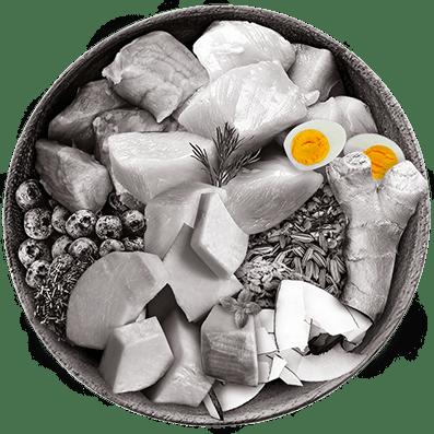Nutrique bowl ingredientes huevo