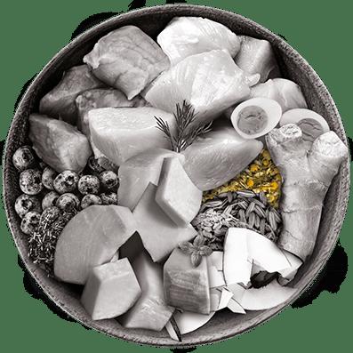 Nutrique bowl Ingredientes manzanilla