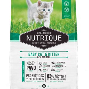 Nutrique Gato - Envase - Baby Cat & Kitten