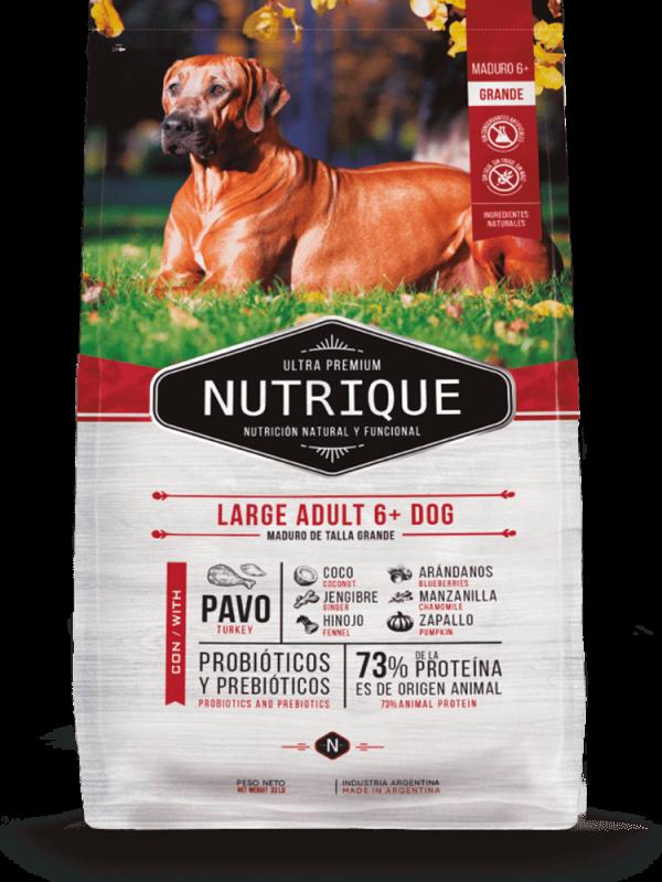 Nutrique Perro - Envase - Large Young 6+ Dog