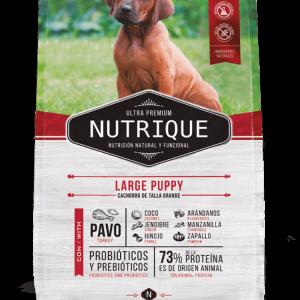 Nutrique Perro - Envase - Large Puppy