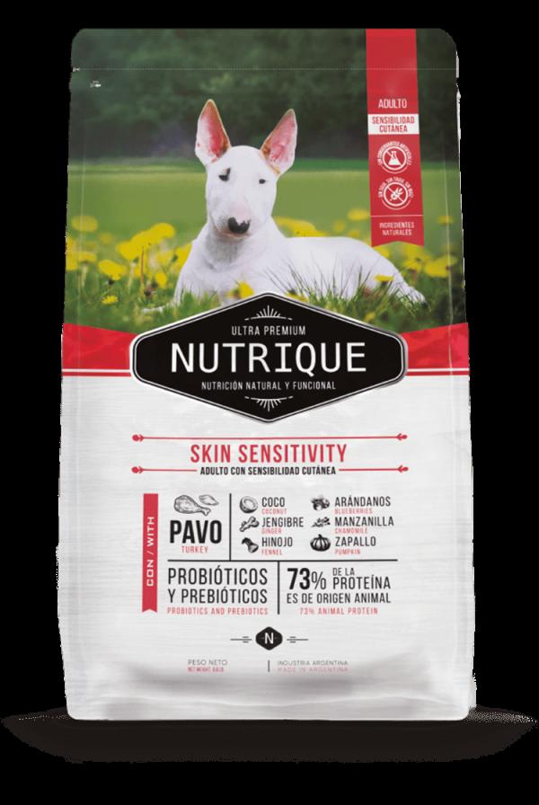 Nutrique Perro - Envase - Skin Sensitive