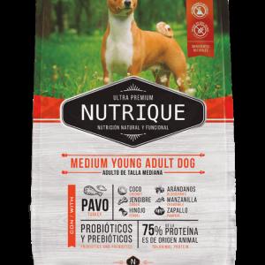 Nutrique Perro - Envase - Adult Young Dog
