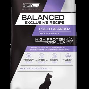 Balanced envase gato exclusive